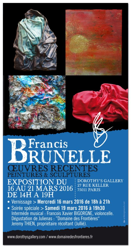 Vernissage expo Brunelle